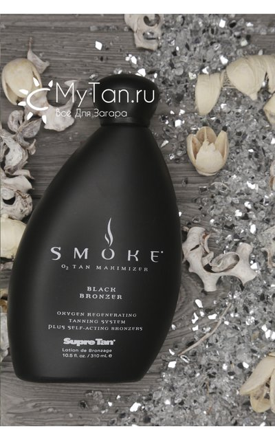 Фото крема Smoke Lotion Black Bronzer