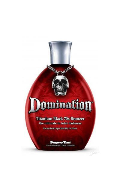Фото крема Domination Titanium Black 70X Bronzer