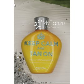 Фото крема Keep Calm & Tan On Facial Tanner