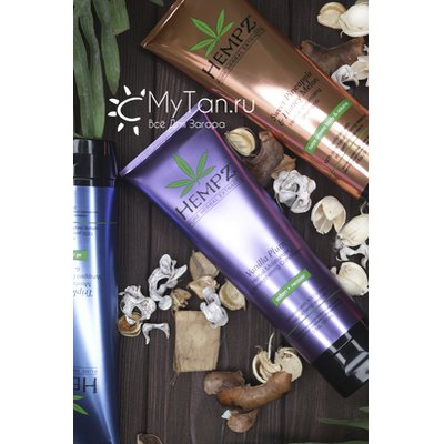 Фото крема Hempz Shampoo Vanilla Plum