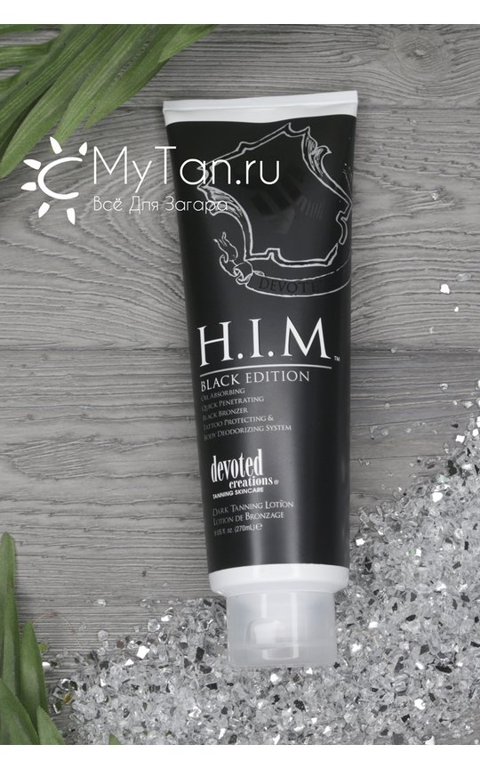 Фото крема H.I.M. Black Edition