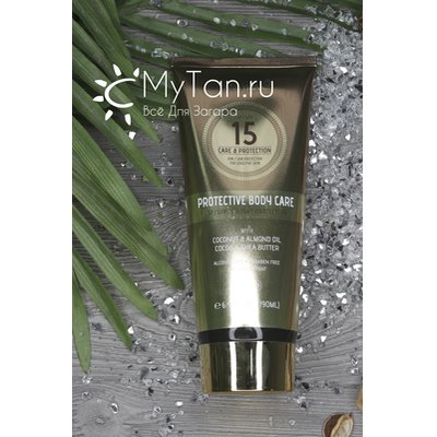 Фото крема TannyMaxx Sunscreen Lotion Light SPF 15