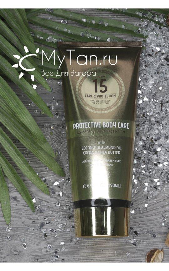 Фото крема TannyMaxx Sunscreen Lotion Light SPF 15