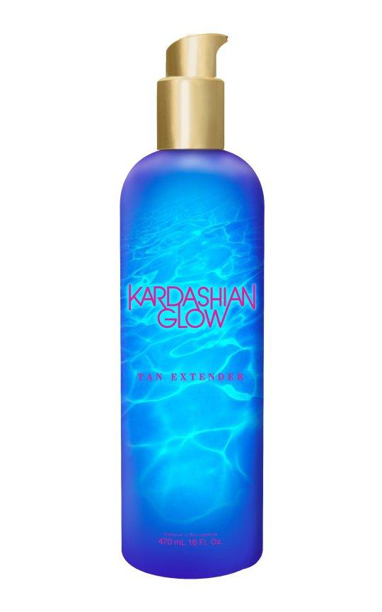 Фото крема Kardashian Glow Tan Extender