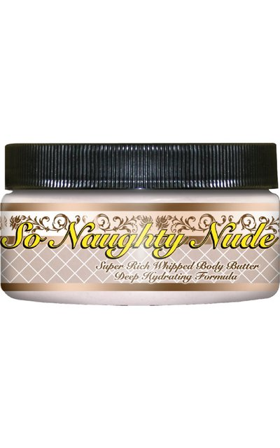 Фото крема SO NAUGHTY NUDE Whipped Body Butter