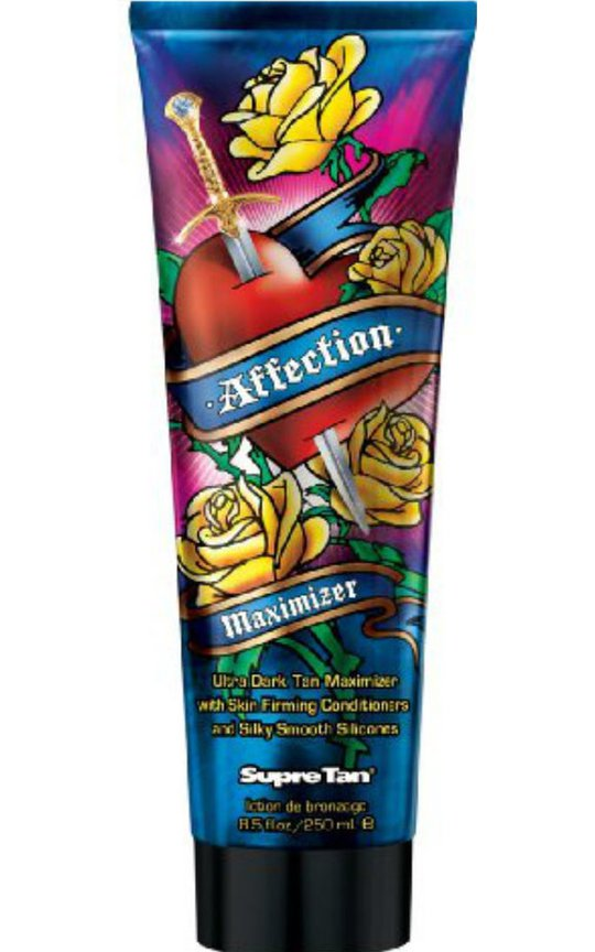 Фото крема Affection Ultra Dark Tan Maximizer