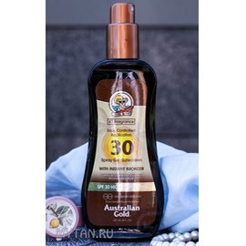 Фото крема SPF 30 Spray Gel with bronzer