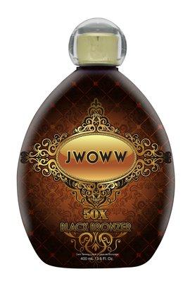 Фото крема JWOWW 50X Black Bronzer