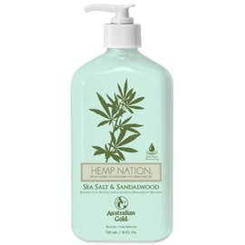 Фото крема Hemp Nation Sea Salt & Sandalwood