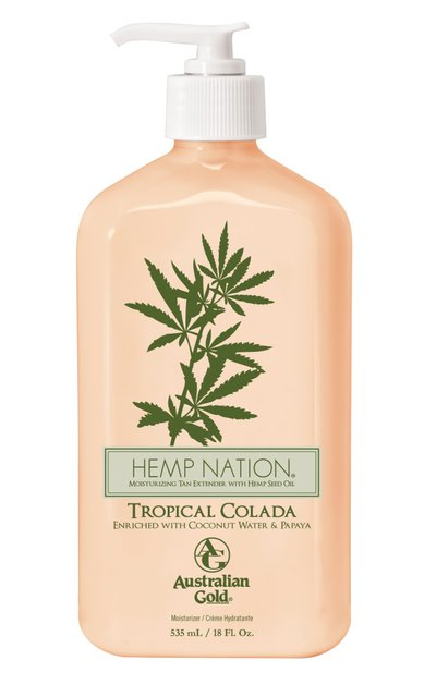 Фото крема Hemp Nation Tropical Colada