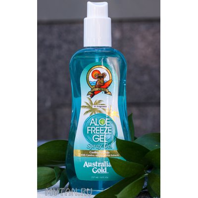 Фото крема Aloe Freeze Spray Gel
