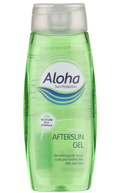 Фото крема Aloha After Sun Gel