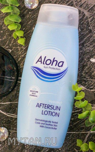 Фото крема Aloha After Sun Lotion