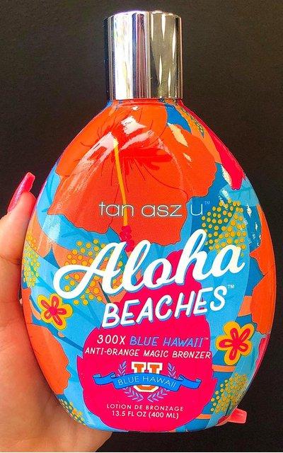 Фото крема Aloha Beaches 300x Blue Hawaii