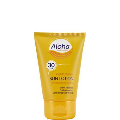 Фото крема Aloha SPF 30 Lotion Pocket Pack