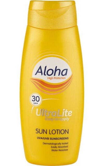 Фото крема Aloha SPF 30 Lotion UltraLite