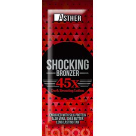 Фото крема Taboo Asther Shocking Bronzer