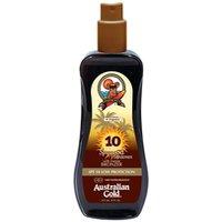 Фото крема SPF 10 Spray Gel with bronzer