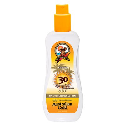 Фото крема SPF 30 Spray Gel