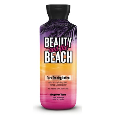 Фото крема Beauty And The Beach Dark Tanning Lotion