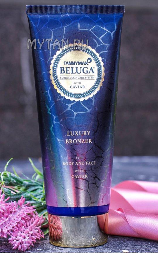 Фото крема TannyMaxx Beluga Luxury Bronzer