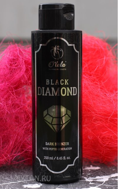 Фото крема O'lala Black Diamond