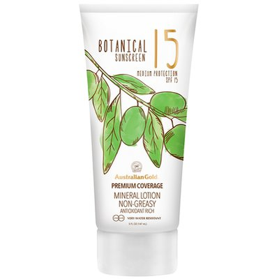 Фото крема Botanical SPF 15 Lotion