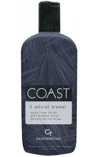 Фото крема California Tan Coast Natural Bronzer Step 2