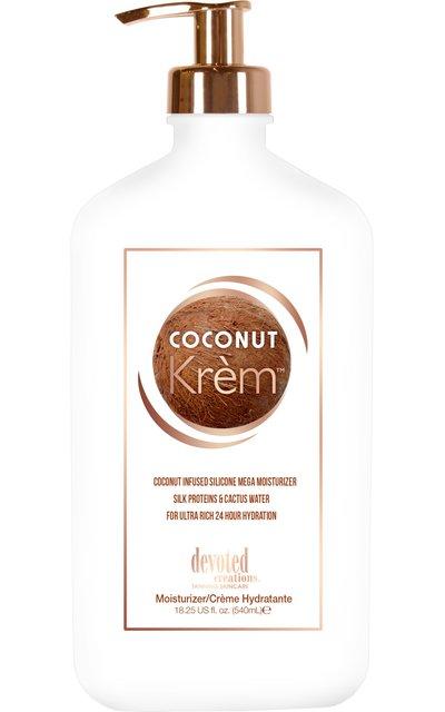 Фото крема Coconut Krem