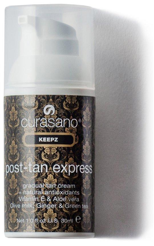 Фото крема Curasano Post-Tan Keepz