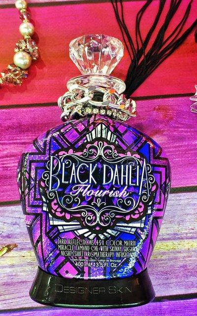 Фото крема Designer Skin Black Dahlia Flourish