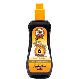Фото крема SPF 6 Spray Oil