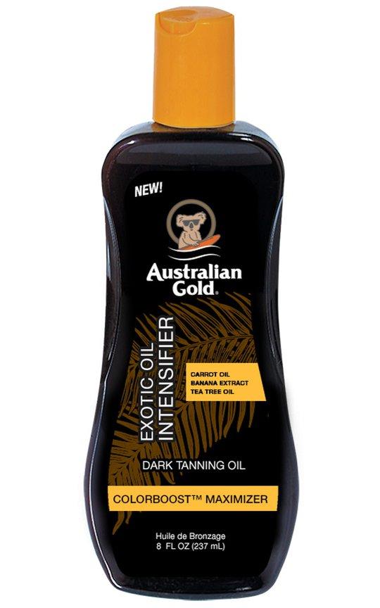 Фото крема Dark Tanning Exotic Oil Spray