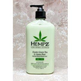 Фото крема Hempz Exotic Green Tea & Asian Pear Herbal Moisturizer