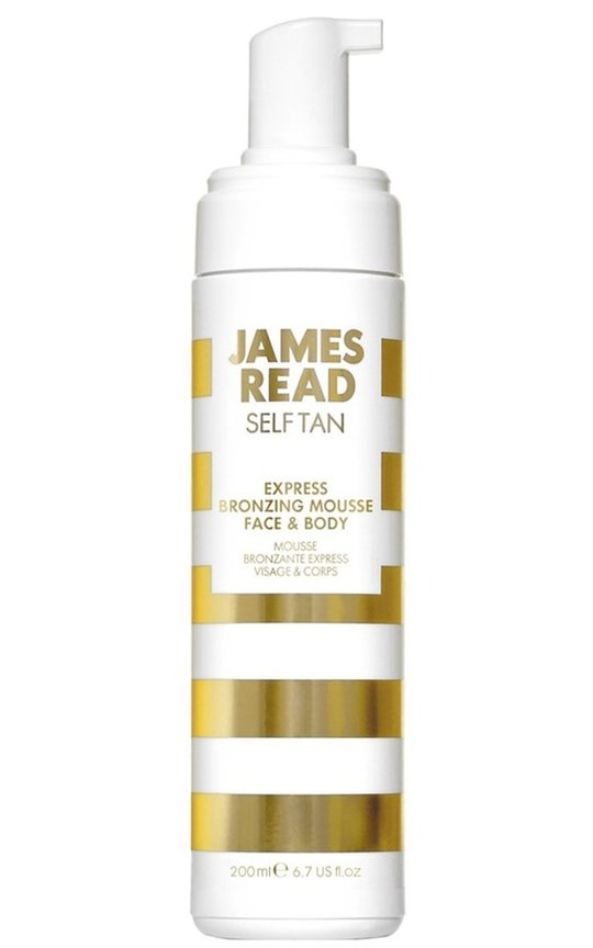 Фото крема James Read Express Bronzing Mousse Face&Body