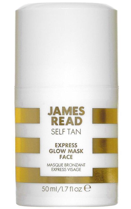 Фото крема James Read Express Glow Mask Tan Face