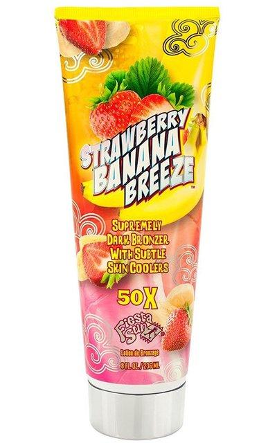 Фото крема Fiesta Sun Strawberry Banana Breeze