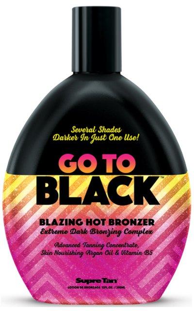 Фото крема Go 2 Black Blazing Hot