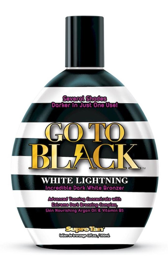 Фото крема Go 2 Black White Lightning Bronzer