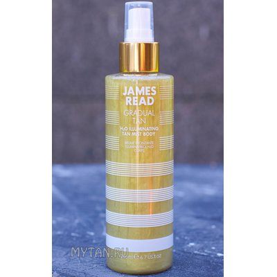 Фото крема James Read H2O Illuminating Tan Mist Body