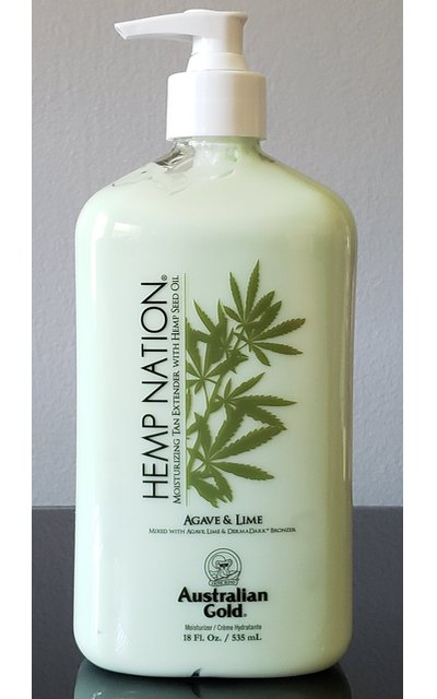 Фото крема Hemp Nation Agave & Lime
