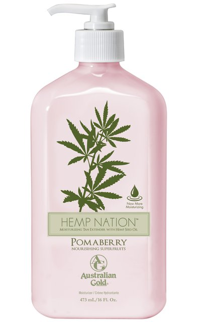 Фото крема Hemp Nation PomaBerry