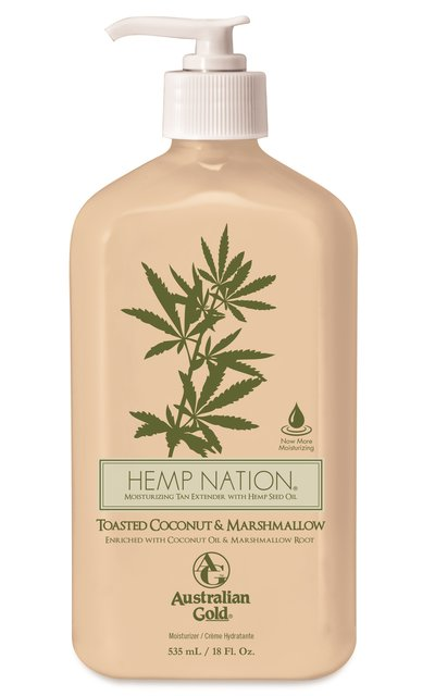 Фото крема Hemp Nation Toasted Coconut & Marshmallow