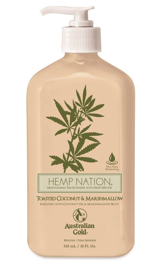 Фото крема Hemp Nation Toasted Coconut & Marshmallow