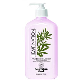 Фото крема Hemp Nation Wild Berries & Lavender Tan Extender
