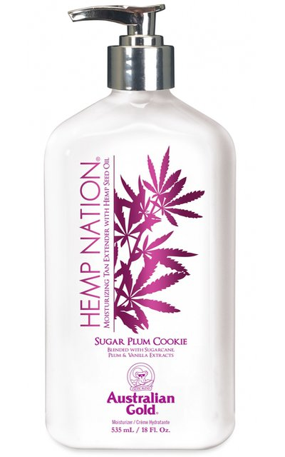 Фото крема Hemp Nation Sugar Plum Cookie