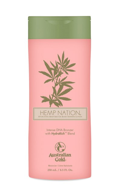 Фото крема Hemp Nation DHA Bronzer
