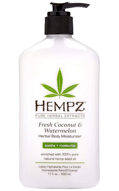 Фото крема Hempz Fresh Coconut & Watermelon Herbal Body Moisturizer