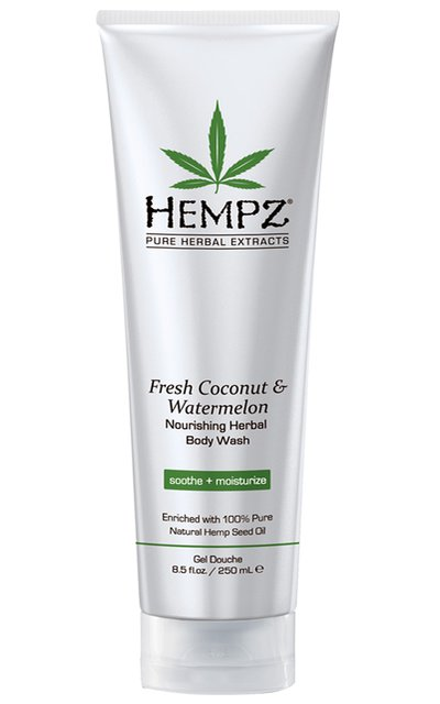 Фото крема Hempz Fresh Coconut Watermelon Body Wash