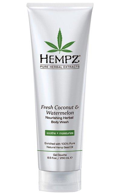 Фото крема Hempz Fresh Coconut Watermelon Body Wash